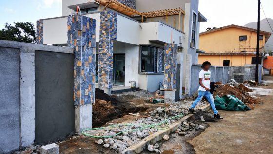Construction d'une maison de 1 500 pieds carrés : les Mauriciens doivent prévoir un budget supplémentaire d'environ Rs 750 000
