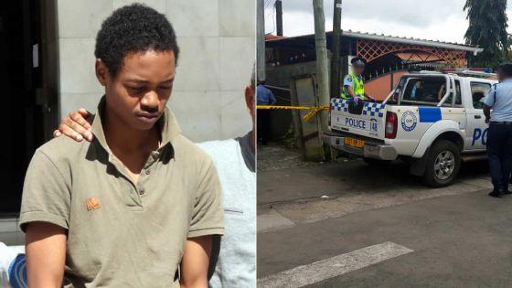 Meurtre à Rose-Belle : le suspect avait infligé quatre coups de couteau au cœur à son père