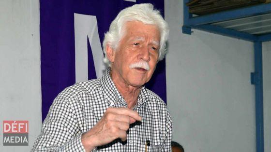 PTr-MMM-PMSD : «Nou pankor diskite enn lalians pou eleksion zeneral», selon Bérenger