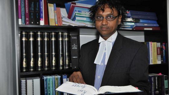 Habeas Corpus - Me Ravi Rutnah: «Un outil fondamental pour sauvegarder les droits d'un individu»
