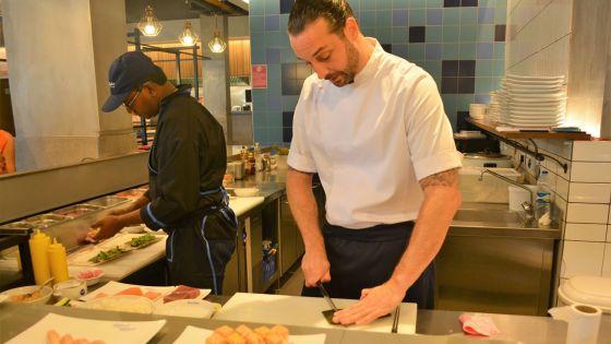 Ocean Basket : sept nouveaux sushis à découvrir