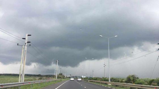 Météo : des averses orageuses attendues ce lundi