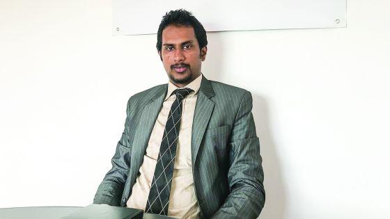 Informatique : Vineshen Ramsamy souhaite promouvoir l'entreprenariat