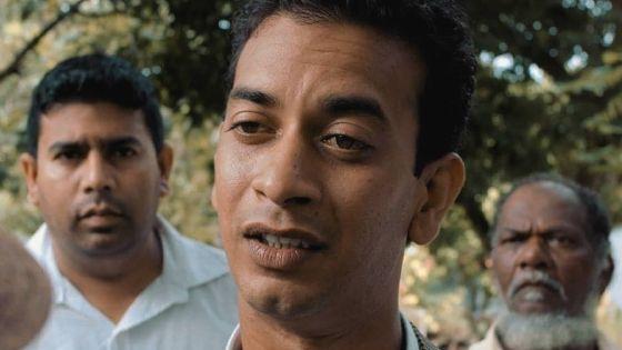 «A man who believed in himself» : Akish Rangbahadoor incarne le jeune Anerood Jugnauth à l'écran