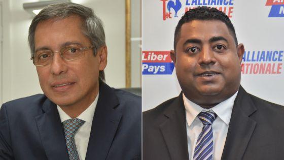 Leader de l'opposition -Xavier-Luc Duval : «J'assumerai ce rôle tant que j'aurai la confiance de tous»