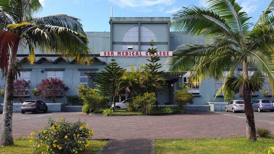 SSR Medical College : des étudiants portent plaintesur la tenue des examens