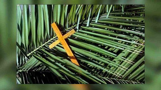 Confinement : un dimanche des Rameaux pas comme les autres