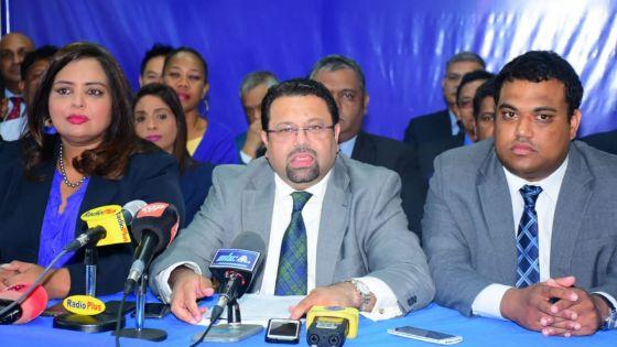 Khushal Lobine : «Nous sommes plus que déterminés à revendiquer un vrai découpage électoral»
