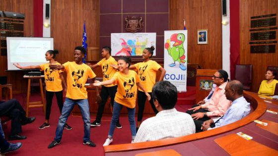 JIOI 2019 : présentation du Volet Jeunesse