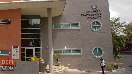 School Certificate/Higher School Certificate : des élèves font appel au MESpour des matières qui coïncident