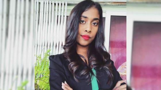 Sandyana Nudsingen : une jeune pleine d'espoir