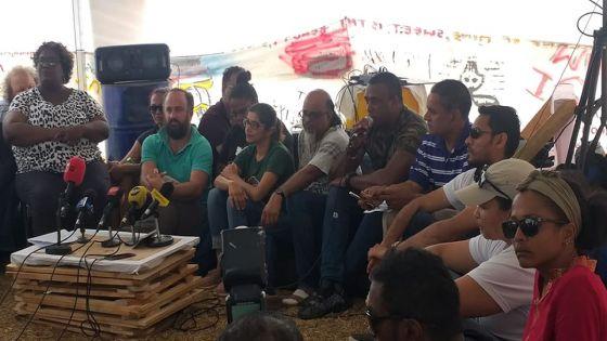 Marche du 12 septembre : les participants libres de porter les couleurs qu'ils veulent, annonce Subron