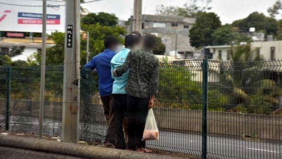 Sécurité routière : la police va sanctionner ceux qui traversent l'autoroute M1