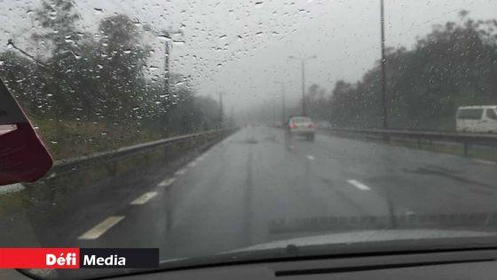 Météo : pluie localisée cet après-midi