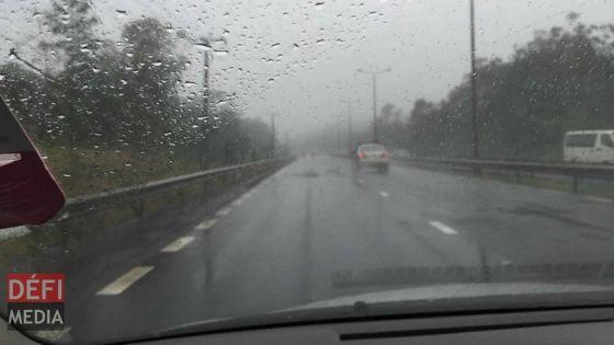 Météo : temps pluvieux ce matin