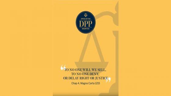 Le DPP parle de liberté d'expression et de vie privée