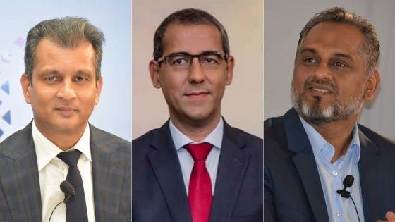 Législatives 2019 - No 2 : la parole à Joomaye, Mahomed et Uteem