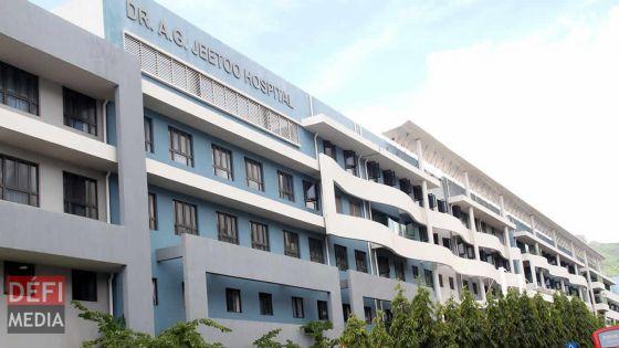 À l'hôpital Jeetoo : un patient s'enfuit de la Covid Isolation Ward