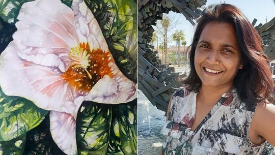 Deepa Bauhadoor : «Dire sans parler»
