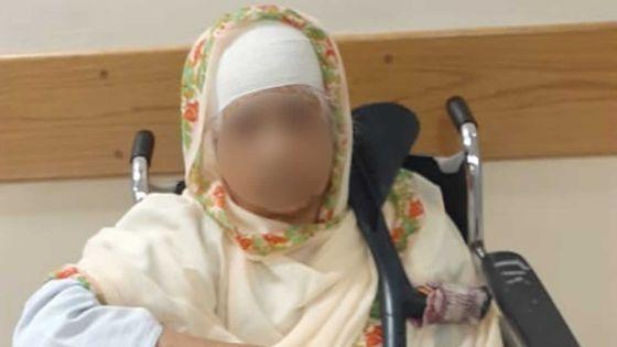 En voulant secourir son petit-enfant, une octogénaire se fait agresser