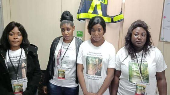 Sous prétexte d'une conférence religieuse : quatre Zimbabwéennes tentent de passer 1,465 kg d'héroïne