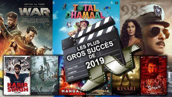 Bollywood : les plus gros succès de 2019