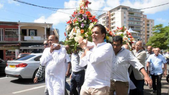 Funérailles : adieux émouvants au juge Bobby Madhub
