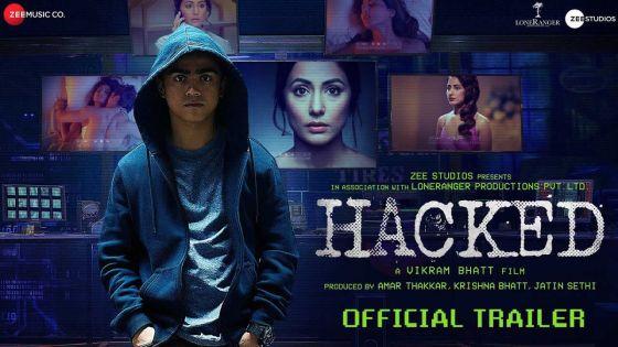 Hacked : un deuxième film pour Hina Khan à Bollywood