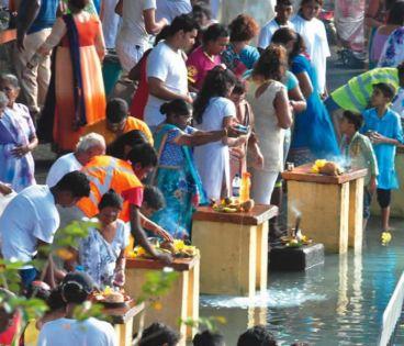 [Diaporama] Maha Shivaratri: en l'honneur de Shiva