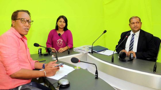 Kalyan Tarolah : «Si mo ti koupab mo ti pou demisione»