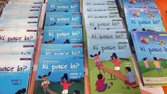 Leela Devi Dookun-Luchoomun :«Le Kreol Morisien au-delà du Grade 9 dépendra de la demande»