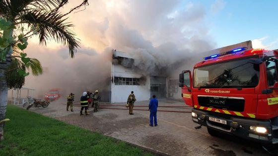 Incendie mortel à Pailles : le bâtiment de la compagnie Lab 51 privé de « Fire Certificate »