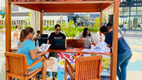 Sun, sand, sea Road Show ce week-end à grand-baie la croisette : des offres incroyables du Crystals Beach Maritim Hotel avec le Défi Deal