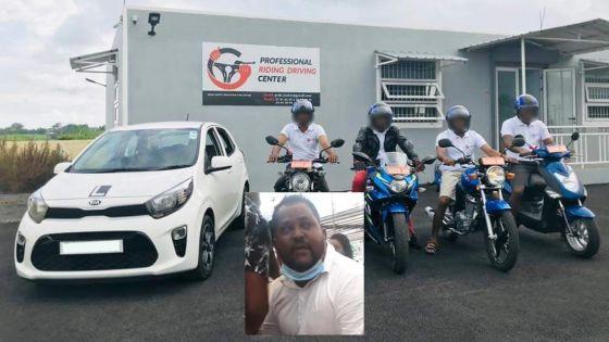 Projet avorté de moto-école : les dessous d'un BusinessPlan controversé