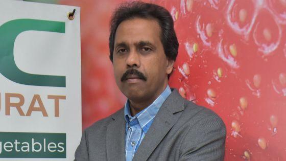 Suren Surat, CEO de SKC Surat :«Les fruits et les légumes ne transmettent pas le virus»