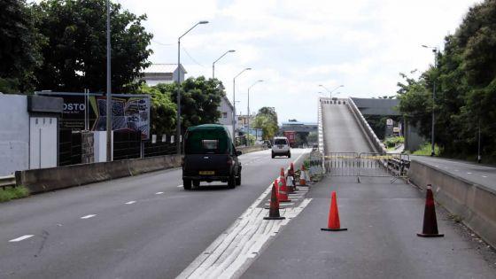 L'autopont de Plaine-Lauzun fermé, le trafic dévié sur Cassis
