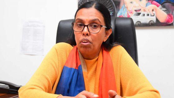 Rita Venkatasawmy : «J'ai buté jusqu'ici au niveau de la mentalité»