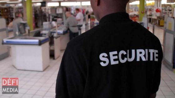 Les agents de sécurité travailleront 8 heures par jour à partir du 1er janvier