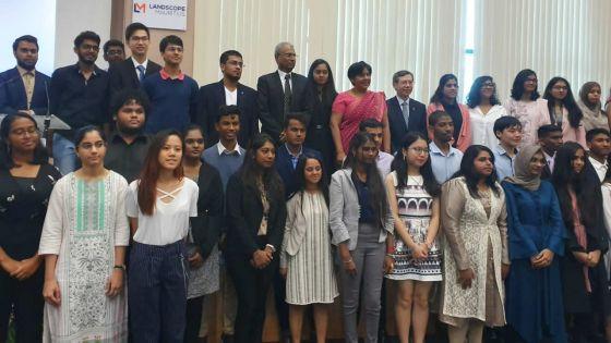 Lauréats 2018 : les boursiers orientés versdes filières d'études novatrices