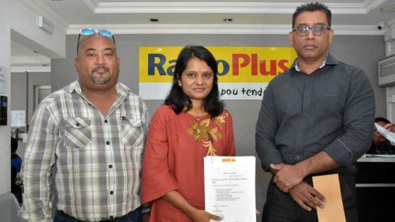 Jeu «C'est Ou Ki Decider» sur Radio Plus : les trois gagnants récompensés