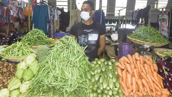 Mercuriale : le haricot vert passe de Rs 70à Rs 35 le demi-kilo