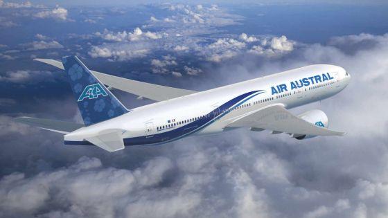 Dépression tropicale : Air Austral revoit sa programmation de vols pour Maurice