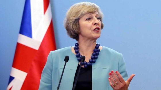 La Première ministre britannique Theresa May annonce sa démission
