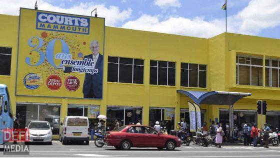 St-Pierre : inauguration de la nouvelle succursale de Courts Mammouth ce samedi
