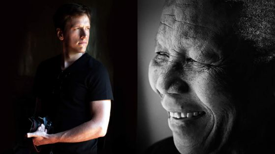 Matthew Willman : à travers les yeux de Mandela