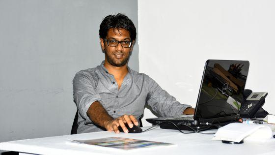 Yan Seerungum réalise son rêve d'enfance en créant sa propre boîte informatique