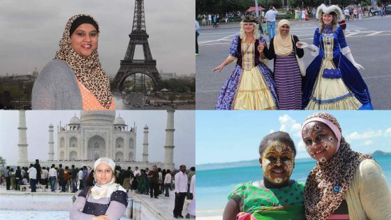 Abeenaaz Janally : young globe-trotter enriches her life through travelling