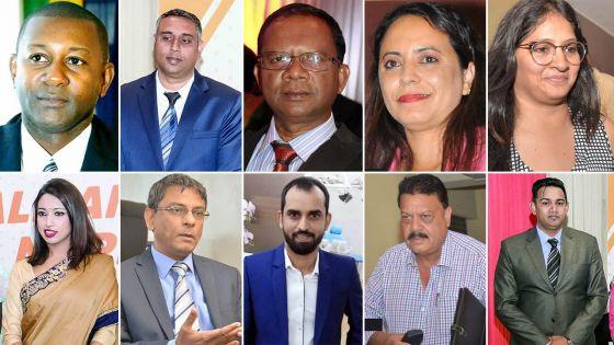 Gouvernement 2019-24 : dix députés nommés PPS
