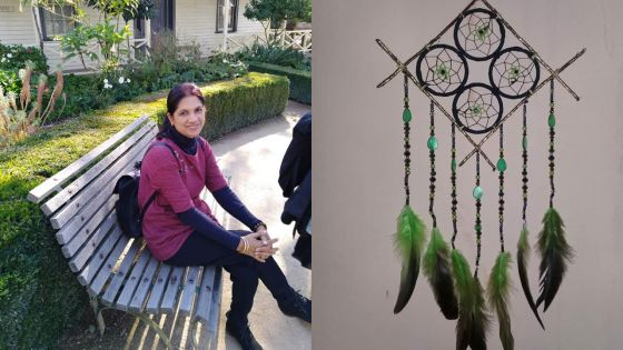 Asha Khimia : elle créé des capteurs de rêves à Maurice