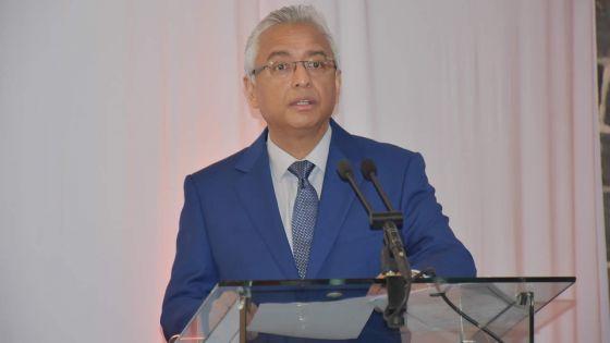 Ouverture de l'internet haut débit : Pravind Jugnauth en déplacement à Rodrigues